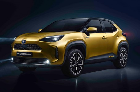 "Toyota unveils new SUV ""Yaris Cross"" as world premiere"