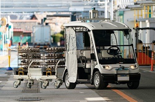 Yamaha Motor and Tier Ⅳ establish new company for automated transportation