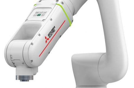 Mitsubishi Electric launched collaborative robot for automobiles and electronic parts