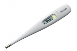OMRON HEALTHCARE produces 3 million thermometers annually in Japan