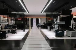 Mitutoyo opens its largest measuring machines showroom in Utsunomiya City
