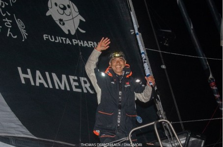 """DMG MORI SAILING TEAM completes the preliminary race and participates in """"Vendée Globe 2020"""""""