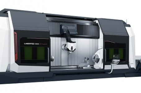 DMG MORI releases metal 3D printer for large-scale workpiece such as aerospace
