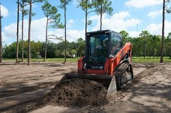 Kubota builds a new plant for small construction machinery in Kansas, US