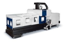 MHI Machine Tool launches a double-column machining center suitable for cast parts