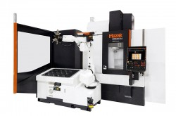Mazak launches the easy setup automation system