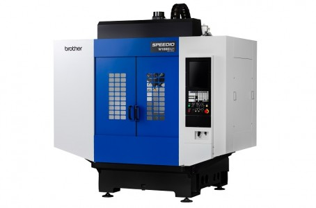 Brother Industries launches a vertical MC with a wide machining range
