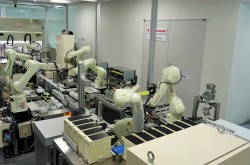 KHI develops PCR testing system by robots