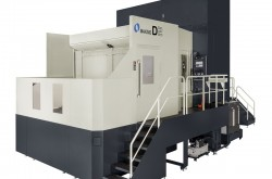 Makino Milling Machine launches 5-axis MC for both vertical and horizontal use