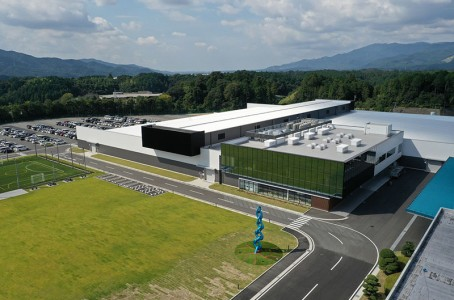 OSG renewed a main factory in Japan for the first time in 30 years