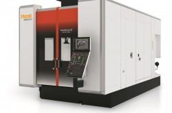 Yamazaki Mazak launches 5-axis machine with improved basic performance