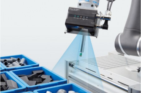 OMRON releases 3D vision sensor: Free people from monotonous work