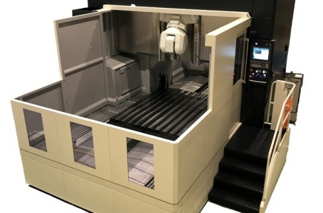 Makino launches new product of vertical 5-axis MC