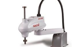 NACHI-FUJIKOSHI strengthens the lineup of compact robots