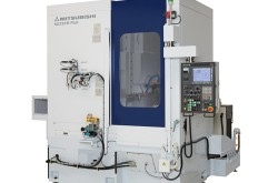 New product: Gear shaping machine effective in gear machining of robots