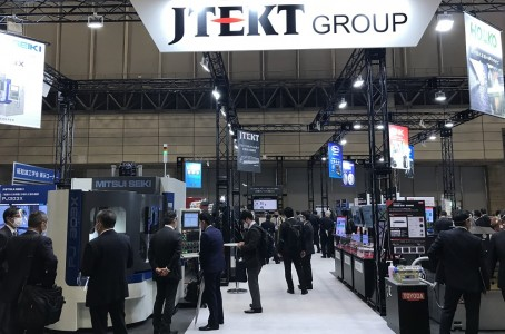 Grinding Technology Japan 2021: Many debut machines exhibited (1/2)