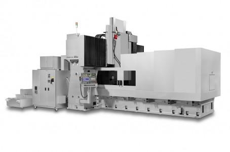 Okamoto adds 3 models double column type surface grinding machine