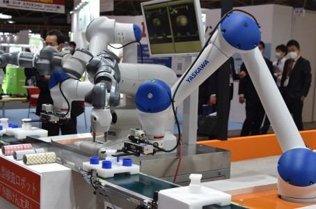 """""""Manufacturing World Nagoya 2021"""": Great attention to automation proposals (1/2)"""