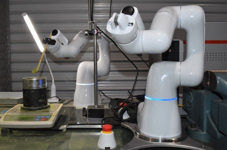 DENSO WAVE develops AI software for robo
