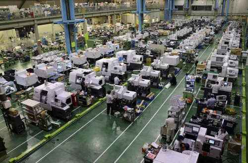 Japan MT orders in May is 123.3 billion yen with strong foreign demand