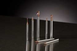 MOLDINO: Radius end mill for high hardness materials over 50HRC