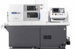 Citizen Machinery releases compact automatic lathe