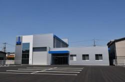 Okuma strengthens sales in the western Japan area