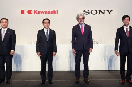KHI and SONY establish new company for robot remote control