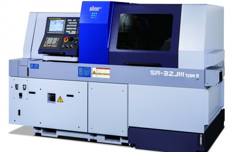 Star Micronics has renewed its Swiss automatic lathe for large diameter parts