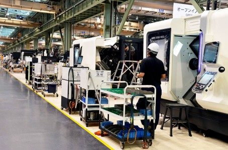 Japan's MT orders exceeds 130 billion yen for the first time in 27 months