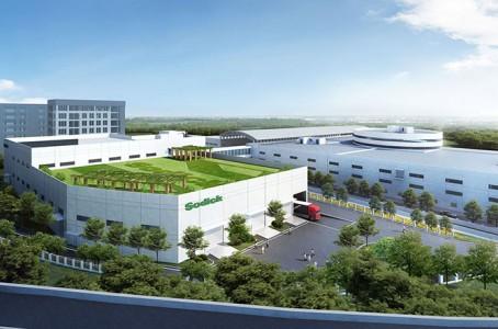 Sodick establishes plant in China