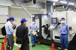 Takisawa Machine Tool unveils the latest multi-tasking machine at open house