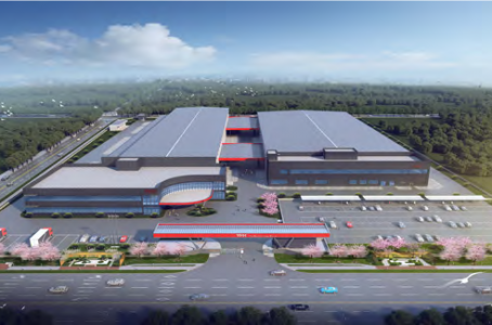 THK strengthens production capacity at Chinese plant