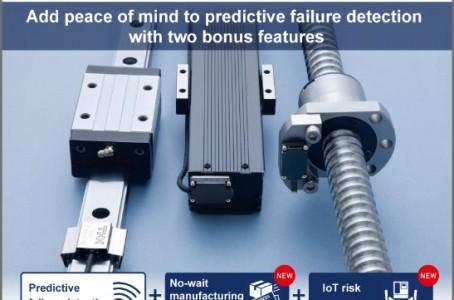 "THK adds bonus features to predictive detection system ""OMNI edge"""