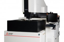Mitsubishi Electric launches die-sinking EDM with AI