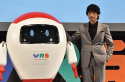 Robot teams from around the world compete for technology at WRS