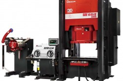 Amada launches automation system for progressive stamping press production