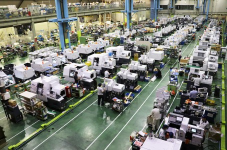 MT Orders in August totaled 125.9 billion yen, with strong U.S. orders