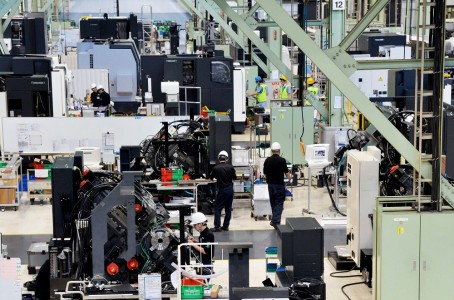 Japan's machine tool orders to be raised to 1.45 trillion yen