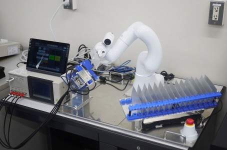 Cobot to be installed at R&D site of DKS