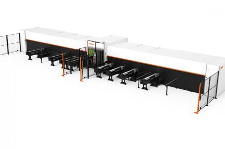 "Mazak launches 3D fiber laser processing machine ""FG-220"""