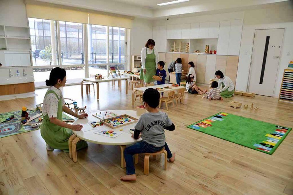 Dmg Mori Opens A Nursery School 2